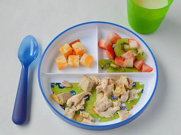 nutrición infancia